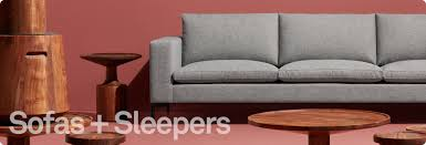 modern sleeper sofas and sofa beds by blu dot cado modern furniture modern sofa