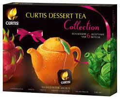 Купить Чайное <b>ассорти Curtis</b> Dessert <b>Tea</b> Collection в сашетах ...