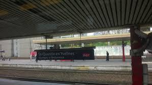 Saint-Quentin-en-Yvelines–Montigny-le-Bretonneux station
