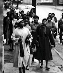 「1955, Montgomery Bus Boycott」の画像検索結果