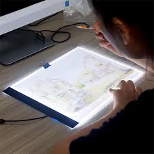 light pad <b>diamond painting A4 LED</b> Pad USB Cable Dimmable Ultra ...