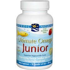 Buy <b>Ultimate Omega Junior</b> - <b>Strawberry</b> by Nordic Naturals I ...