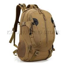 <b>40L</b> Tactical Molle <b>Outdoor Backpack Multi function</b> Climbing <b>Hiking</b> ...