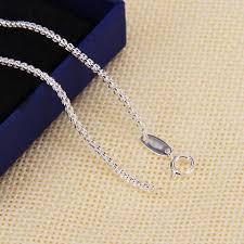 necklace pendant watch <b>1pc</b> Womens Jewelry <b>925 Sterling</b> Silver ...