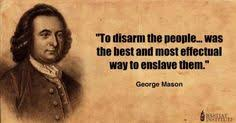 George Mason Quotes Second Amendment. QuotesGram via Relatably.com