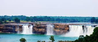 Chitrakot-Wasserfall