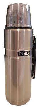 Купить <b>Термос THERMOS</b> SK2010 SBK, <b>1.2л</b>, стальной в ...
