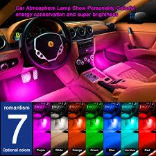 <b>MODERN CAR</b> RGB LED DRL Strip Light <b>Car</b> Interior Decorative ...