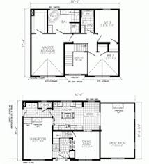 Two Story Style Modular Homes  Floor Plans  Design Inspiration    Two Story Style Modular Homes  Floor Plans  Design Inspiration From Custom Modular Home Builder   MH Imperial