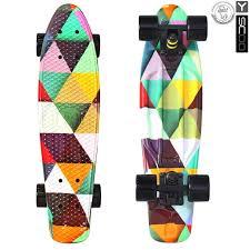 <b>Скейтборд Y-SCOO Fishskateboard 22</b> дюйма - Triddent - купить ...