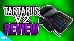 <b>Razer Tartarus V2</b> Gaming Keypad Review - YouTube