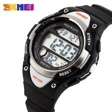 <b>Skmei Children's Watches Kids</b> Girls <b>Boys</b> Sport Wrist <b>Watch</b> Fashion