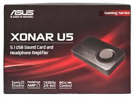 Обзор и тестирование внешних <b>звуковых</b> адаптеров <b>ASUS Xonar</b> ...