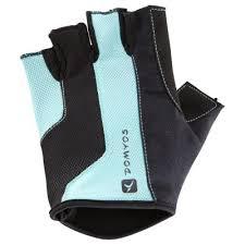 От 499руб. <b>DOMYOS Перчатки</b> тренировочные 500 зеленые для ...