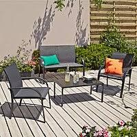 Miami <b>4 Piece Garden</b> Sofa Set | Outdoor & Garden | George at ASDA