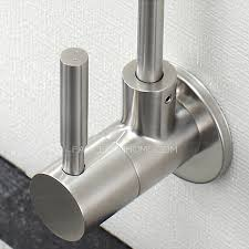 kitchen faucets wall mount:  discount wall mount stainless steel drinking kitchen faucet cold water