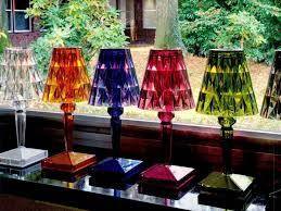kartell battery table lamp by ferruccio laviani chaplins battery table lamps ferruccio laviani