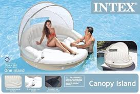 <b>Intex 58292EU</b> Inflatable <b>Canopy Island</b> b- Buy Online in Guernsey ...