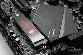 Обзор NVMe-<b>накопителя ADATA</b> XPG SX8200 Pro: не навреди ...