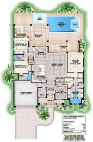 ideas about Contemporary House Plans on Pinterest   House    Contemporary Floor Plan by Weber Design Group
