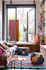 set aside a spot for creating music sketching writing or doing anything that let bohemian living room furniture