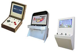 The <b>Classic Arcade Game</b> Gets a High-End Makeover - WSJ