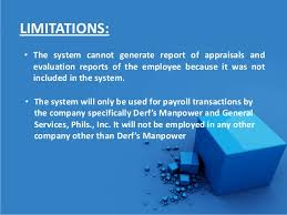 Computerized payroll system SlideShare
