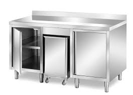 table for kitchen: metaltecnica productions offers the tables of the line pastry functional products with high added value for specialists in kitchen