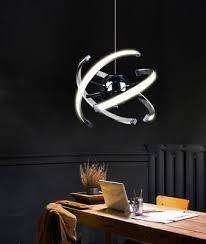 <b>Modern LED Ball Pendant</b> Light Kitchen Acrylic Hanging Bedroom ...