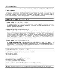 Nurse Resume Sample Haadyaooverbayresort Com