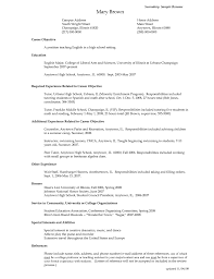 tutoring resume tutoring tutoring resume 5936