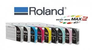<b>Roland</b> Original <b>Eco</b>-<b>Sol Max2</b> Cartridges – ForPrint