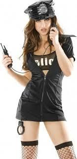 Купить анонимно эротический костюм Сhilirose Wild Police, цвет ...