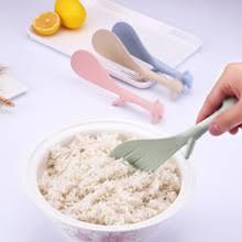 Пшеничная соломенная рисовая ложка кухонный инструмент ...
