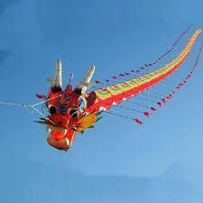 <b>free shipping high quality</b> 7M Chinses traditional dragon kite ...