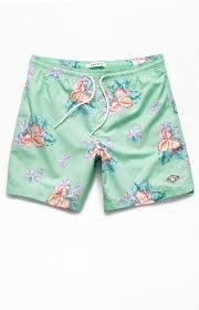<b>Men</b>¡¯s Summer <b>Casual Drawstring</b> Cheetah Mint Green Leopard ...