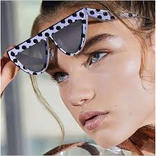 Sexy Cat Eye Sunglasses Women <b>Small Brand Designer</b> Narrow ...