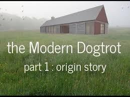The Modern Dogtrot       YouTubeThe Modern Dogtrot       X Design Workshop