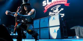 Album premiere: <b>Slash's</b> '<b>World On</b> Fire'