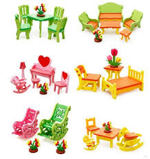1pc baby wooden doll house furniture kids child diy handmade 3d dream house learning educational toys girl boys gifts casa kids nursery furniture