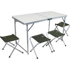 <b>Набор мебели TREK</b> PLANET EVENT SET 120 (стол+4 стула ...