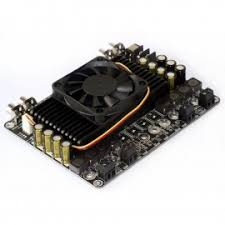 4 x 100 Watt Class D Audio <b>Amplifier</b> Board - <b>TDA7498</b>