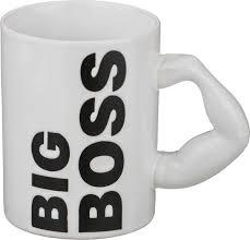 <b>Кружка Lefard Big Boss</b>, 500 мл. 563014 Керамика - купить в ...