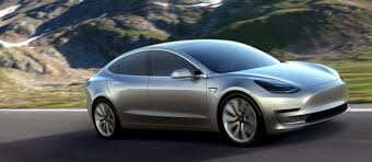 new car releases 2013 ukTesla Model 3 First car to leave production line today  The Week
