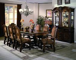 11 Piece Dining Room Set Crown Mark 2401 Neo Renaissance 11 Pieces Traditonal Dining Table Set