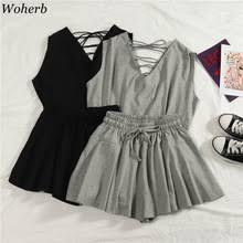 Woherb <b>комплект из 2</b> предметов, женский летний спортивный ...