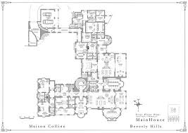 Mansions  amp  More  September With well over   square feet of living space and numerous outbuildings  this Holmby Hills mega mansion is one of a kind  Here are some floor plans