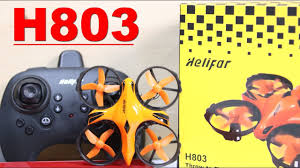 <b>HELIFAR H803</b> with Obstacle Avoidance - Love This <b>Drone</b> ...
