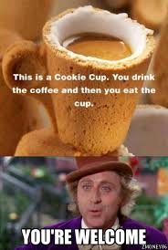 Wonderful World of Wonka - Funny Images and Memes To Fill You Up ... via Relatably.com