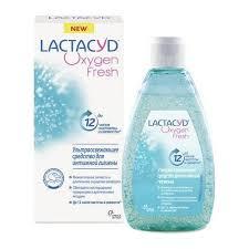 Купить Лактацид oxygen fresh <b>средство для</b> интимной гигиены ...